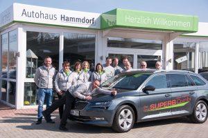 Autohaus Hammdorf Team