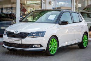Škoda Fabia III 1.4 TSI DSG Edition R5